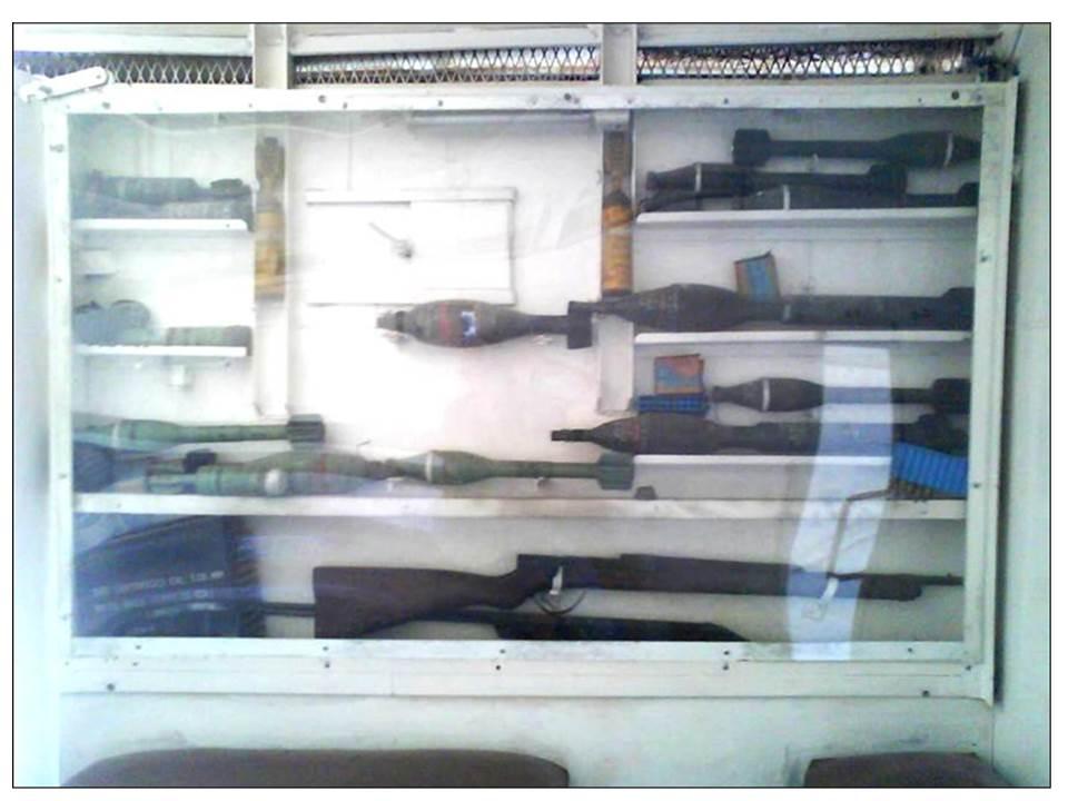 הסתרת נשק ותחמושת לצורך הגנה עצמית